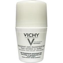 Deodorant roller gevoelige huid 48uurs bescherming