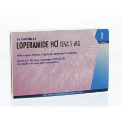 Loperamide HCL 2mg