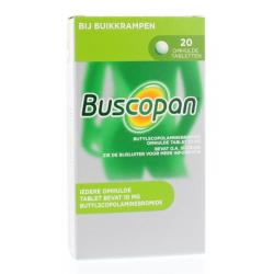 Buscopan 10 mg