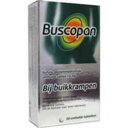 Buscopan tablet