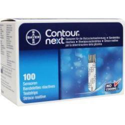 Contour next teststrip