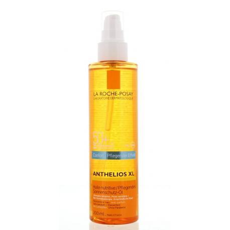 Anthelios voedende olie BF50+