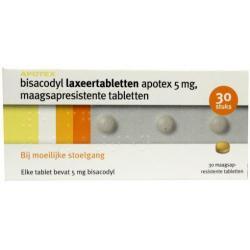 Bisacodyl 5 mg
