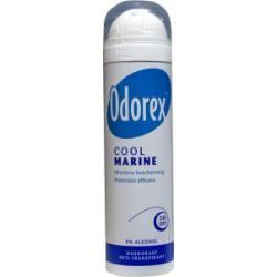 Body heat responsive spray cool marine
