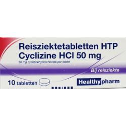 Reisziekte/cyclizine 50mg