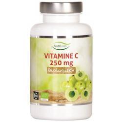 Vitamine C250 mg bio