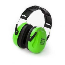 Gehoorbescherming groen XL