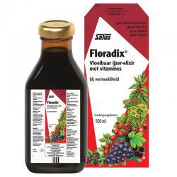 Floradix ijzer elixer