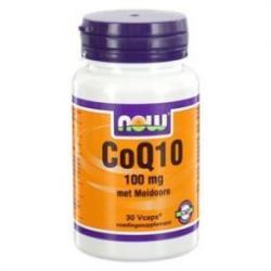 Co Q10 100 mg met meidoorn