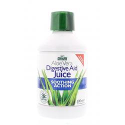 Aloe vera plus digestive aid drank