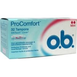 Tampons pro comfort mini