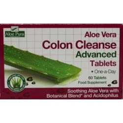 Aloe vera colon cleanse