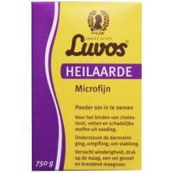 Microfijn heilaarde