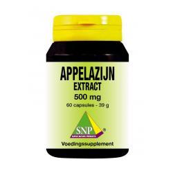 Appelazijn 500 mg