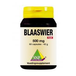 Blaaswier 500 mg puur