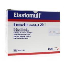 Elastomull 6cm 2095-4M plastic verpakt