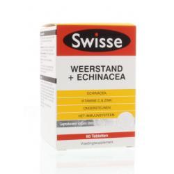 Weerstand met echinacea