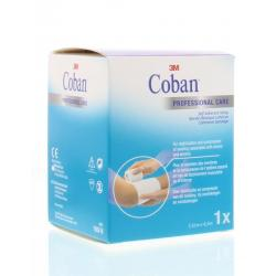 Coban zelfklevende zwachtel wit