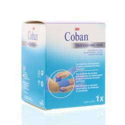 Coban zelfklevende zwachtel blauw