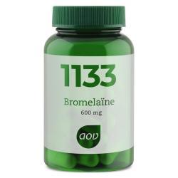 1133 Bromelaine 600 mg