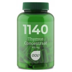 1140 Thymus concentraat 300mg