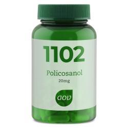 1102 Policosanol 20 mg