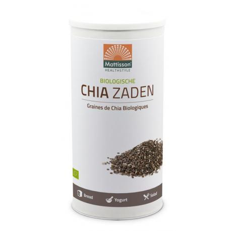 Absolute chia seeds raw bio