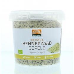 Absolute hemp seeds hulled hennepzaad gepeld