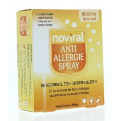 Noviral anti allergie spray