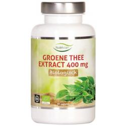 Groene thee extract biologisch