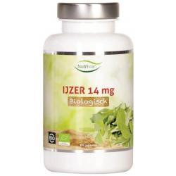 IJzer 14 mg biologisch