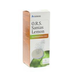 ORS lemon bruistablet