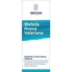 Avena valeriana (nervositeit)