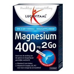 Magnesium 400 2go