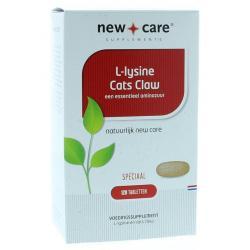 L-Lysine + cats claw