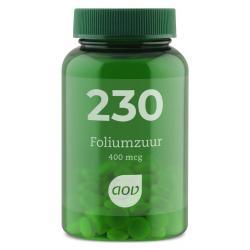 230 Foliumzuur 400 mcg