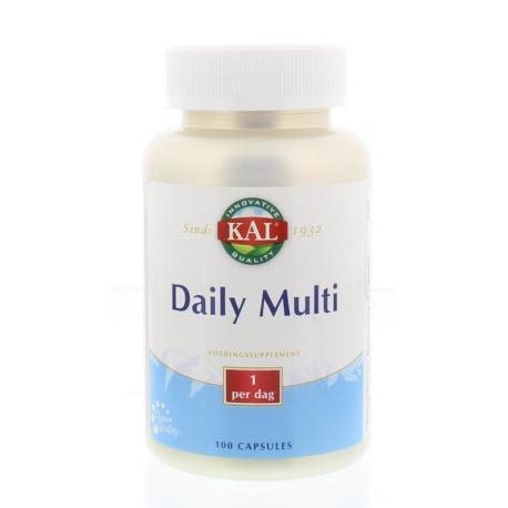 Daily multi