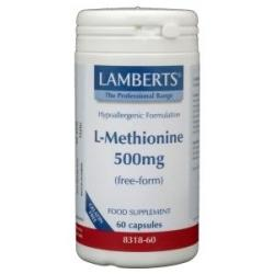 L-Methionine 500 mg