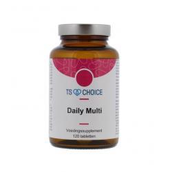 Daily multi vitaminen mineralen complex