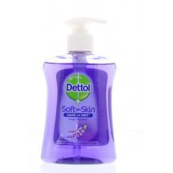 Lavender soft on skin