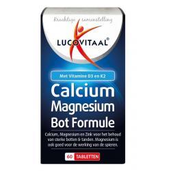 Calcium magnesium botformule