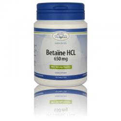 Betaine HCL 650 mg & pepsine 160 mg