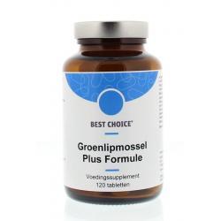 Groenlipmossel plus formule