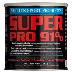 Super pro 91% aardbei