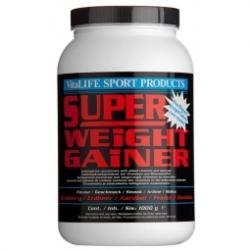 Super weight gainer aardbei