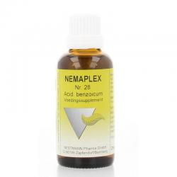 Acidum benzoicum 28 Nemaplex