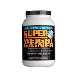 Super weight gainer vanille