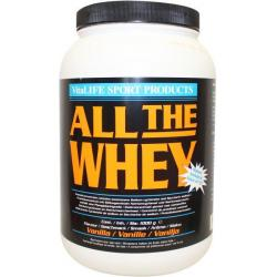 All they whey vanille