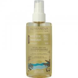 Sun dry oil spray paradise bio