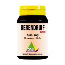 Berendruif 1500 mg puur